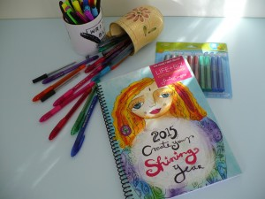 2015 Create Your Shning Year Workbook